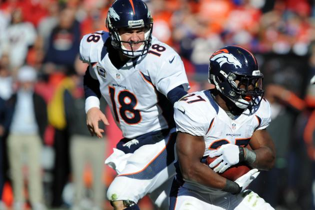 Knowshon Moreno Goes from Insignificant Inactive to Invaluable