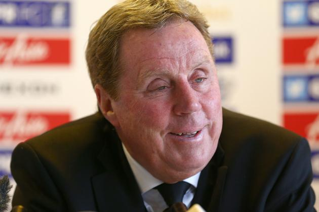 Queens Park Rangers Manager Harry Redknapp Starts Life at Loftus Road