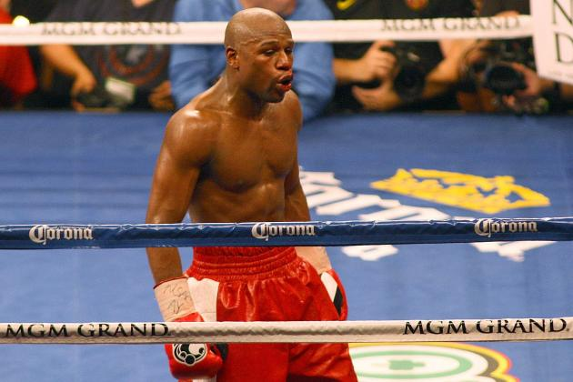 Floyd Mayweather Reportedly Interested in Bout with Robert Guerrero in 2013
