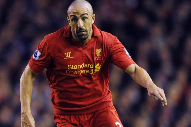 I Want to Play for Liverpool for a Long, Long Time, Says José Enrique