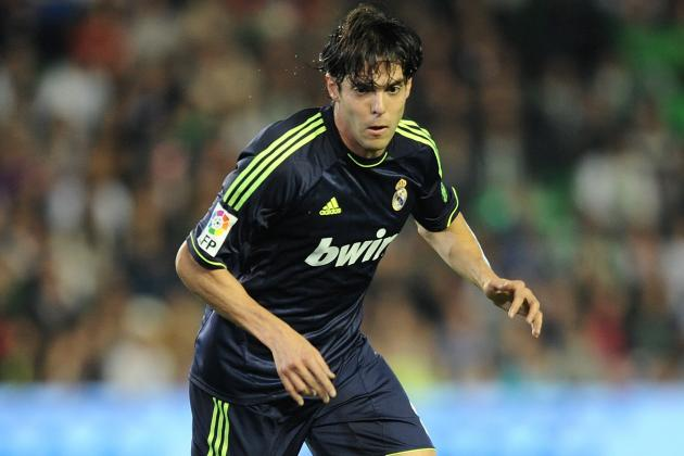 Kaka Can't Even Get a Game Against Alcoyano