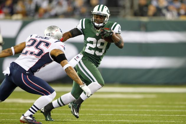 New York Jets Should Give Bilal Powell a Shot at the Starting Running Back Job