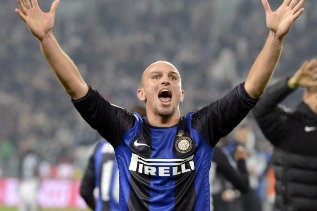 Cambiasso Wants Sneijder Resolution
