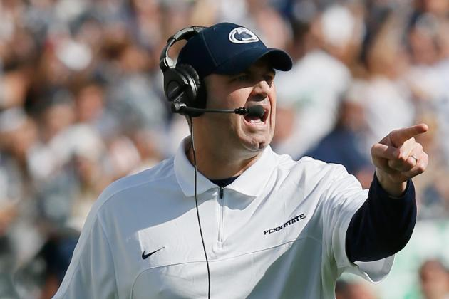 Penn State Finishes 8-4: Coach Bill O'Brien and Lions Deserve a Ton of Credit