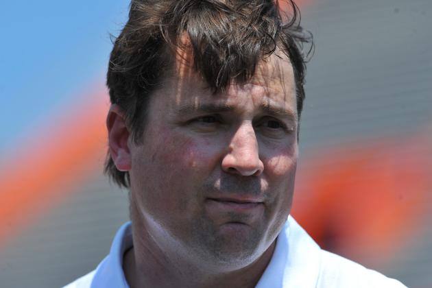 Florida Extended Muschamp's Deal in August
