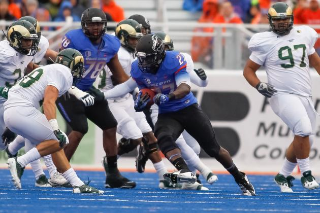Boise State vs. Nevada: TV Schedule, Live Stream, Radio, Game Time and More