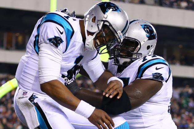 With Steve Smith Covered, Other Panthers Receivers Run Wild