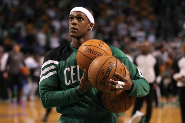 Breaking Down How Rajon Rondo Can Average 20 Assists Per Game
