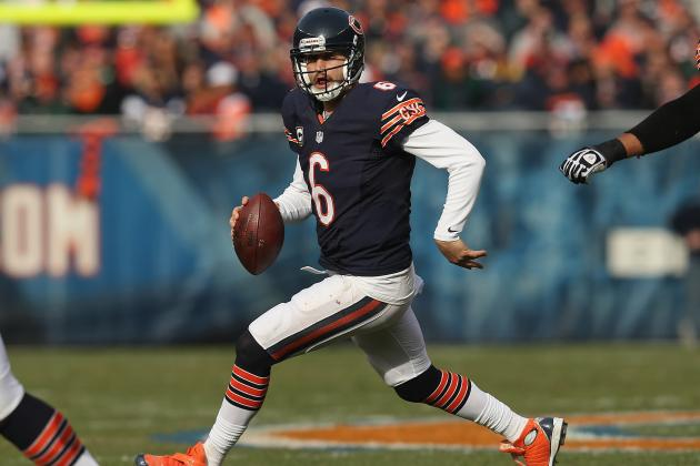 Healthy Jay Cutler Brings NFC North Title in Sight for Chicago Bears
