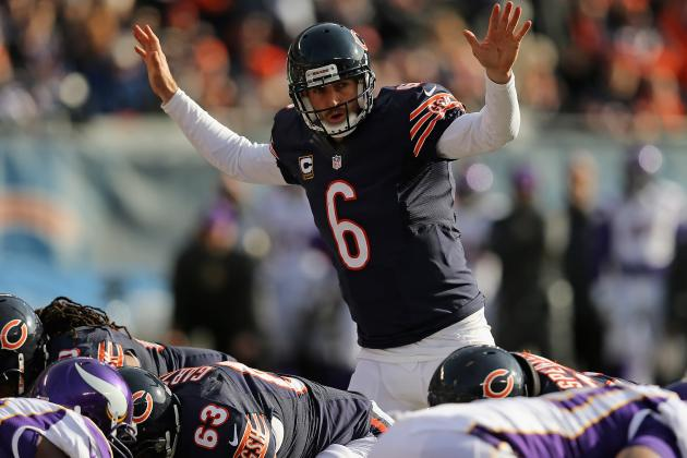 Jay Cutler: What to Expect from Bears QB vs. Seahawks