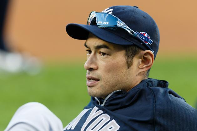 Ichiro Suzuki and New York Yankees Reportedly Will Agree to 1-Year Deal