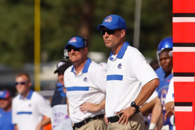 Chris Petersen Smart to Quickly Shoot Down Rumors About Leaving Boise State