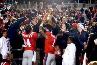 Ole Miss Fined for Sportsmanship Policy Violation