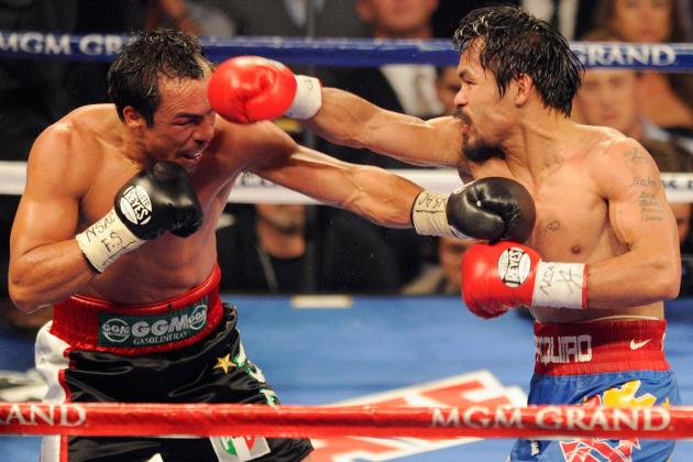 Pacquiao vs. Marquez: Assessing Knockout Potential of Both Fighters