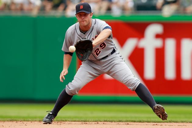 Tigers' Answer at Shortstop Could Be Danny Worth