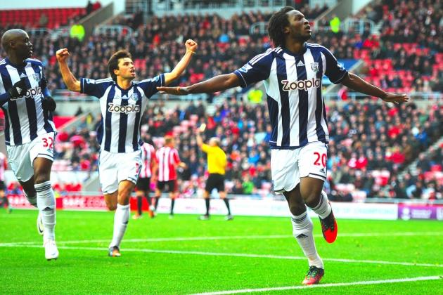 Chelsea's Romelu Lukaku Proving Worth at West Brom