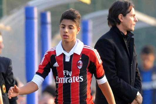 AC Milan Set to Request to Add a 15-Year-Old Prodigy to Their First Team