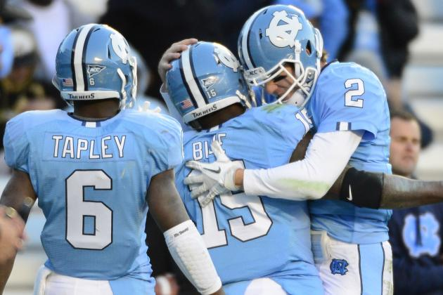 Tar Heels Were Champions, in Their Own Minds at Least