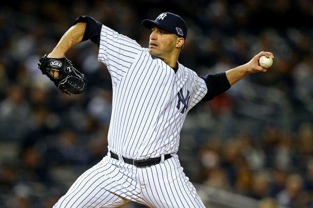 New York Yankees, Andy Pettitte Finalizing One-Year, $11M Deal for 2013