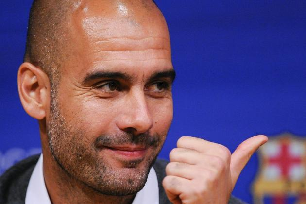 Silvio Berlusconi Says Manchester City Lead Guardiola Race
