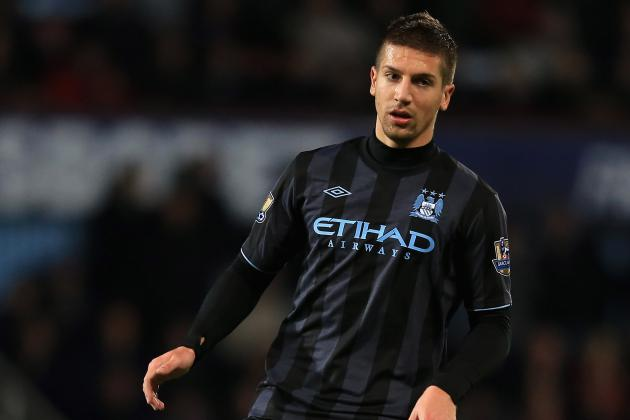 Man City Coach Platt Lauds Matija Nastasic for Maturity