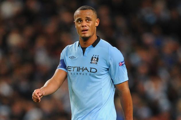 Kompany Passed Fit to Face Wigan