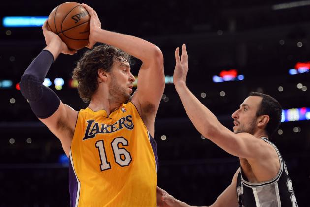 NBA Trade Rumors: Latest Buzz on Pau Gasol, Drew Gooden and More
