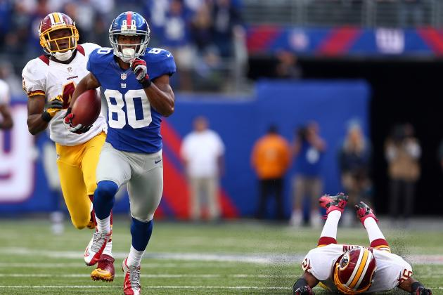 Giants vs. Redskins: TV Schedule, Live Stream, Spread Info, Game Time and More