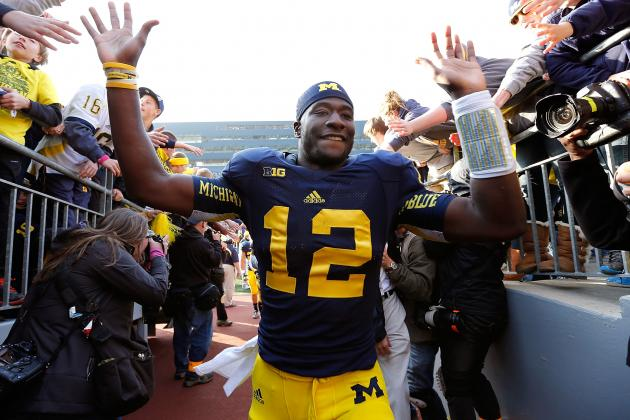 Michigan Football: Devin Gardner Isn't Savior of the Wolverines