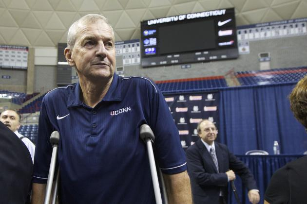 Jim Calhoun, Golf Savant?