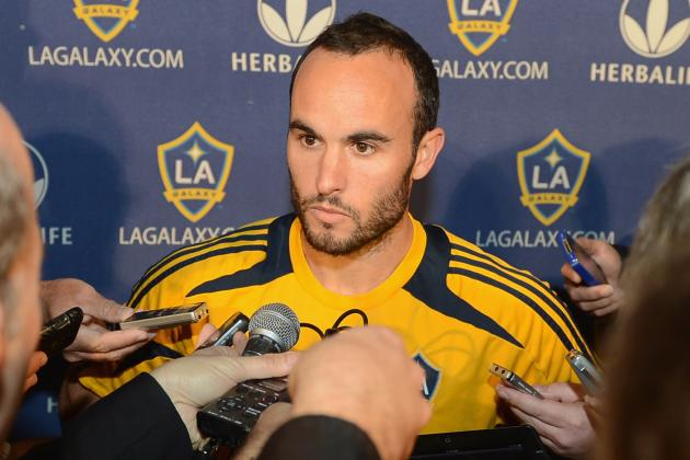Donovan Hints at Possible Retirement After MLS Cup