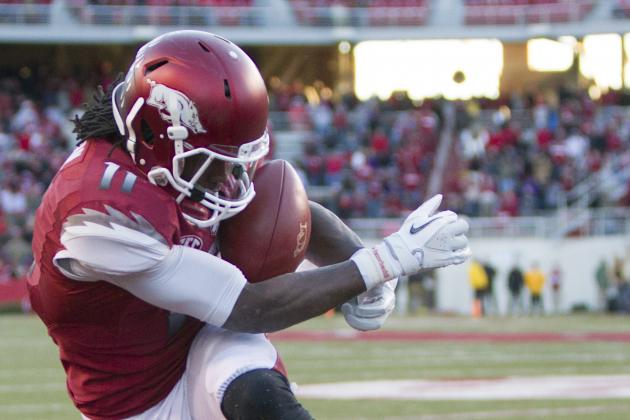 Departing Staff, Players: Arkansas Won't Lack Talent for New Coach