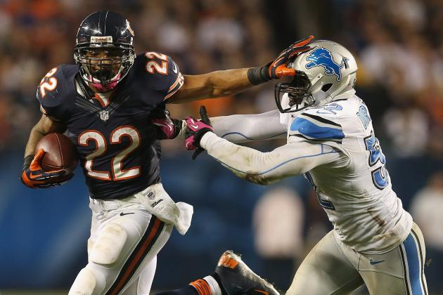 Matt Forte: Injured Chicago Bears RB Not Worth Keeping for Fantasy Playoffs