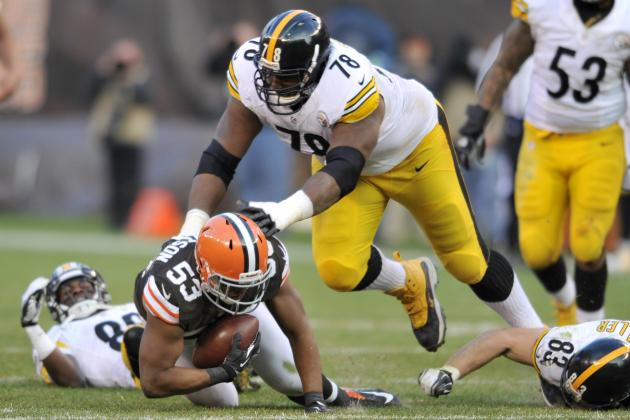 One Positive from Steelers' Eight Turnovers