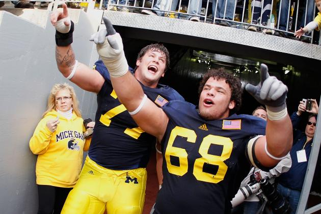 Michigan LT Taylor Lewan to File with NFL Draft Advisory Board