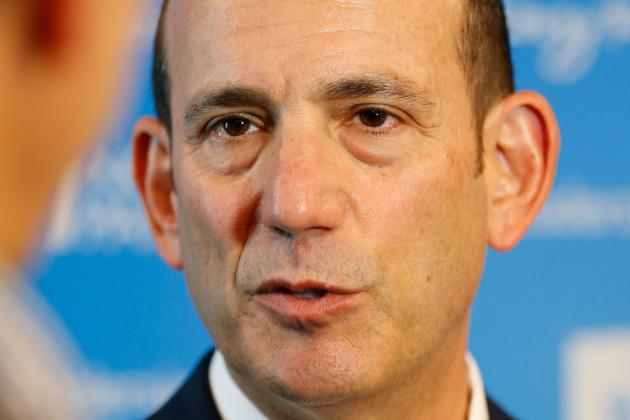 Garber Says Talks for NYC Stadium in Queens at 'Finish Line'