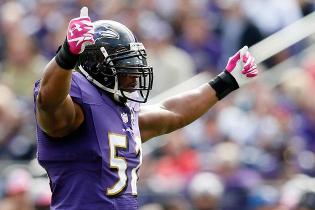 Ray Lewis: LB's Projected Return Date and How It Impacts Ravens Down the Stretch