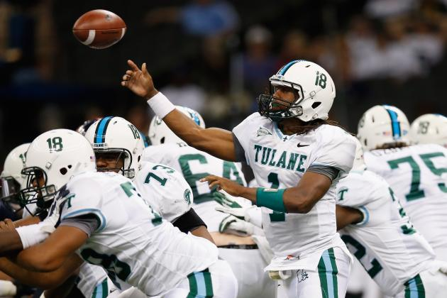 Report: Tulane to Join Big East