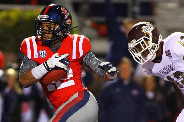 Ole Miss Awaits Bowl Destination; Moncrief Earns SEC Honors