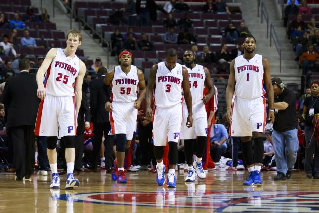 Pistons Make Another Rotation Switch, Claim Their Fourth Win in Last 7 Games