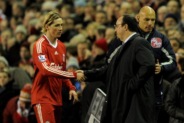 Rafael Benitez Admits Fernando Torres Reached His Peak at Liverpool