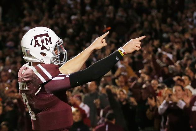 Johnny Manziel Will Overcome Freshman Bias To Win Heisman