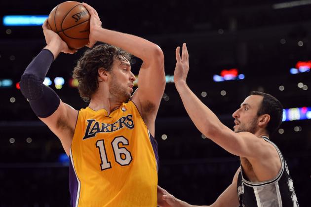 Lakers Rumors: L.A. Keeping Pau Gasol off Trade Block Is Only Logical Move