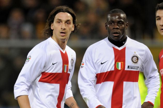 Zlatan Ibrahimovic Pitches PSG to Balotelli and Beckham