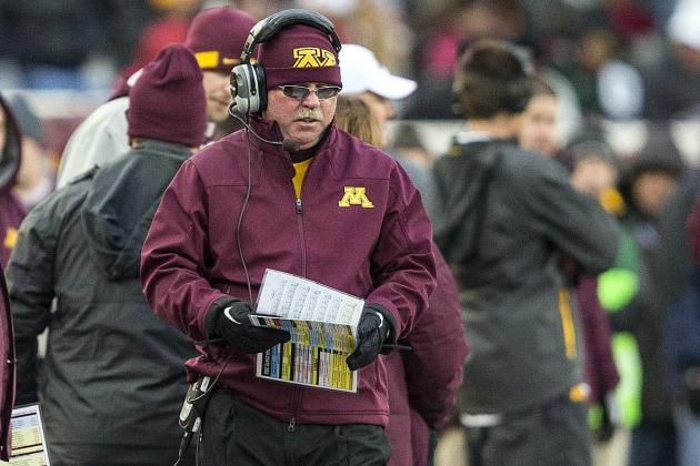 AD Plans to Lessen Jerry Kill's Load After Latest Seizure