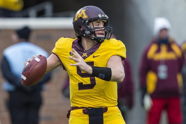 For Gophers Football, Positive Vibes Lacking
