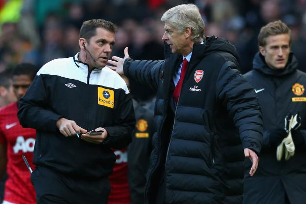 Arsenal Boss Wenger Ignoring His Critics