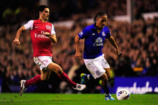 Everton vs. Arsenal: Date, Time, Live Stream, TV Info and Preview