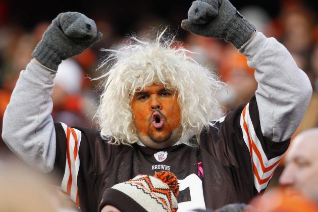 There Is Something to Be Said About Cleveland Browns Fans
