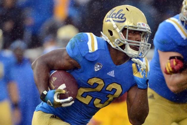 Debate: Who Is the Better RB Johnathan Franklin or Stephan Taylor?